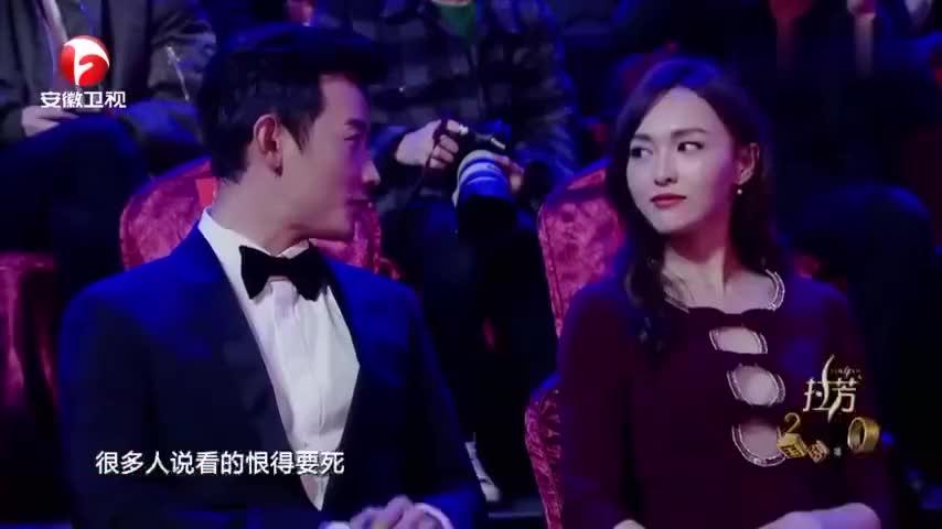 国剧盛典吴建豪毛晓彤以别样的反派魅力深入人心大放异彩