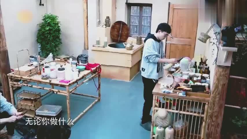 黄磊独创厨艺,外交买鸡蛋居然还不忘预约蹭饭!