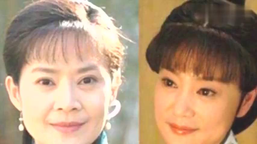 她撞脸刘雪华被琼瑶一手捧红曾遭老公劈腿今55岁美貌依旧
