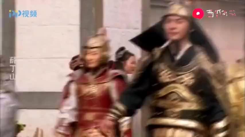 薛丁山征西平乱战斗结束唐军凯旋薛丁山获封上柱国两辽王