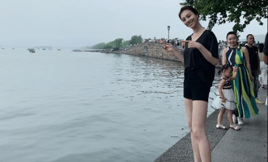 """有种""""整容""""叫离婚的葛天,当看到4年后的她,刘翔还认得出吗"""
