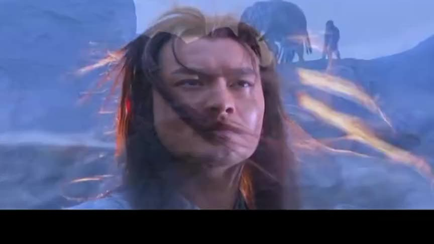 杨过得神雕带路入剑冢,获得神器玄铁重剑一把,重剑无锋大巧不工