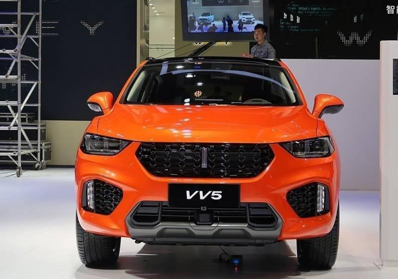 小排量仍然出色 WEY VV5 1.5T车型试驾