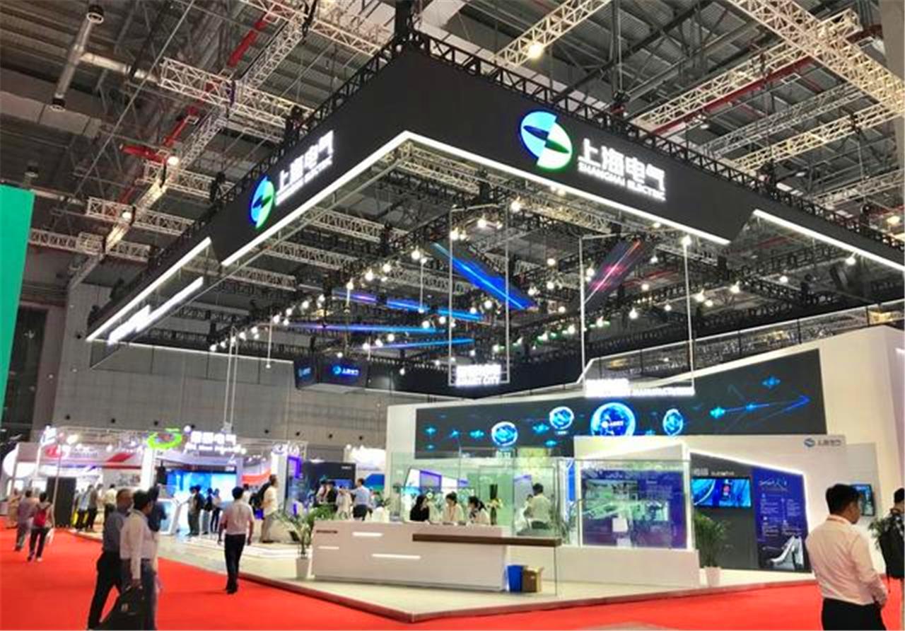 """中国工博会现场:赋能智慧城市的""""星云智汇""""工业互联网平台"""