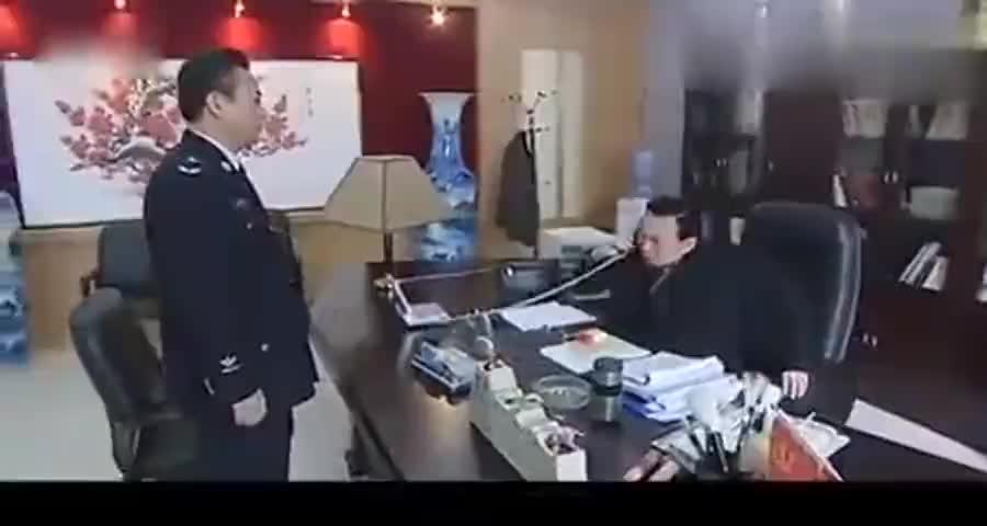 公安局长为百姓伸张正义,硬顶政法委书记怎么办