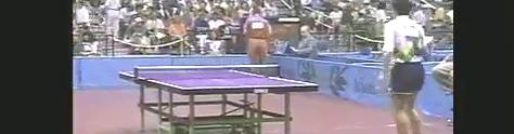 1996aoyunhui科贝尔VS胡戈_乒乓球比赛视频