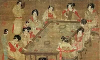 中国画历史悠久,这十二幅画你看过吗?