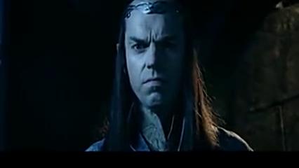 指环王2:圣盔谷之战,向死而生,场面很劲爆