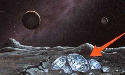 冥王星的钻石随处可见,为何不发射飞船去捡专家道出真相