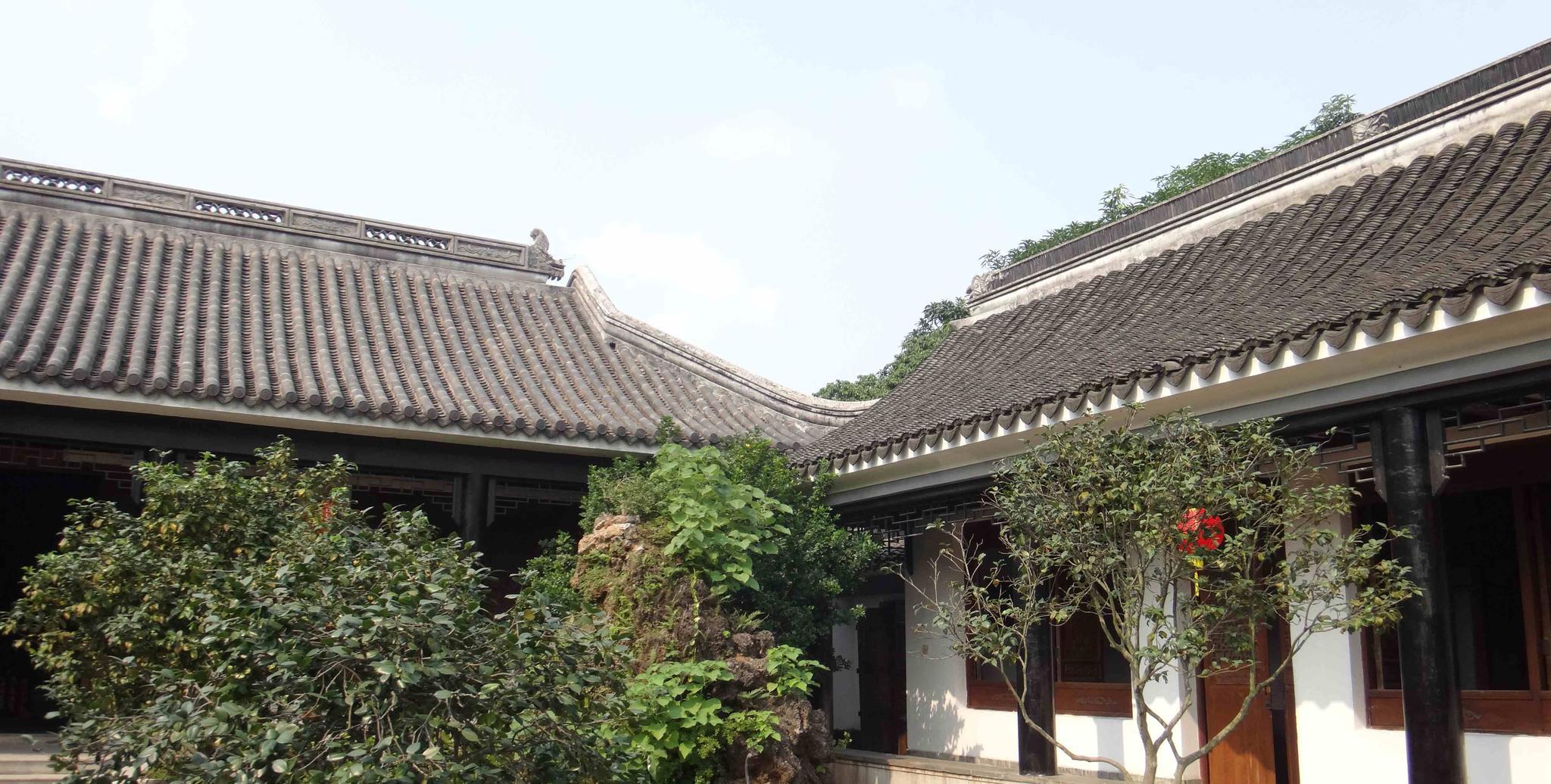 中山詹园——岭南最大的私家园林