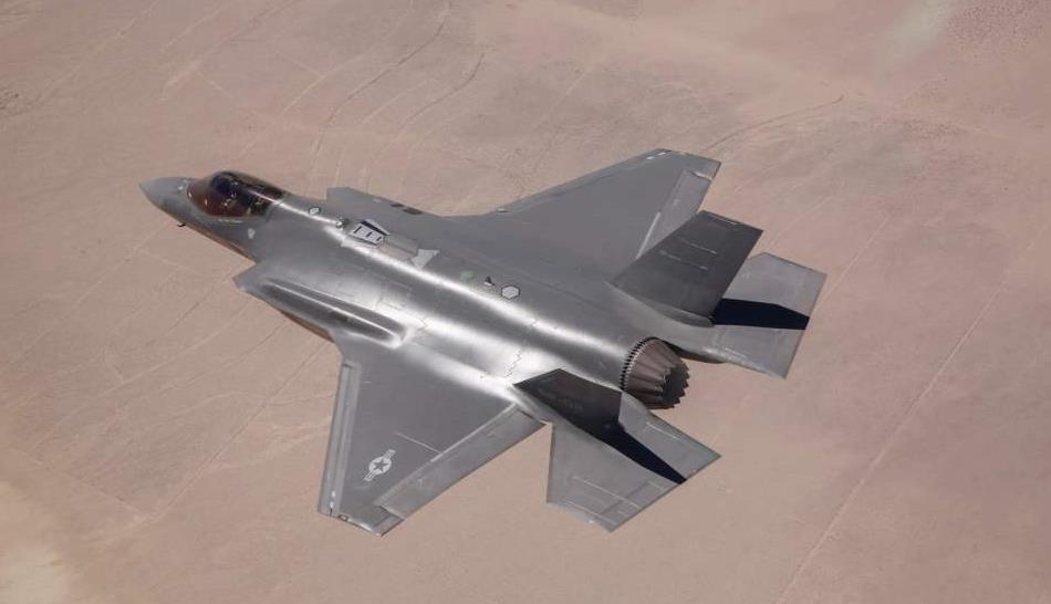 """太搞笑!""""水门礼""""的后遗症来了,F-35A要停飞三周接受检查"""