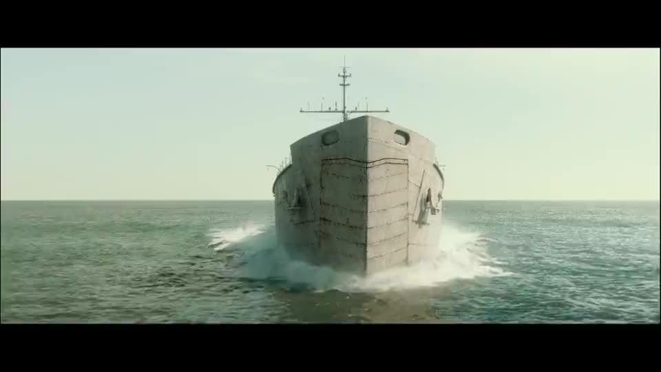 战争电影坦克航炮火力全开这才是残酷的战场