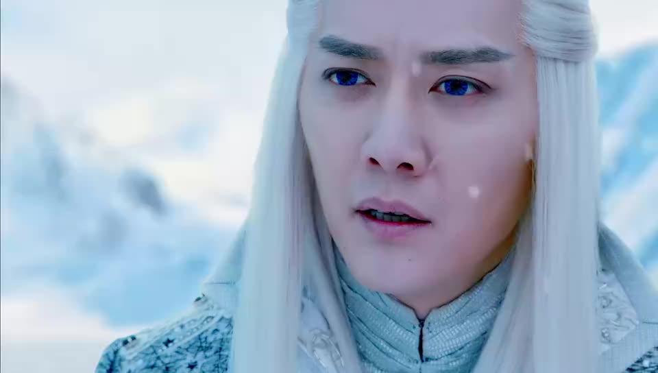 幻城樱空释竟是异瞳还是三界最强的真神唯一的冰焰族血统