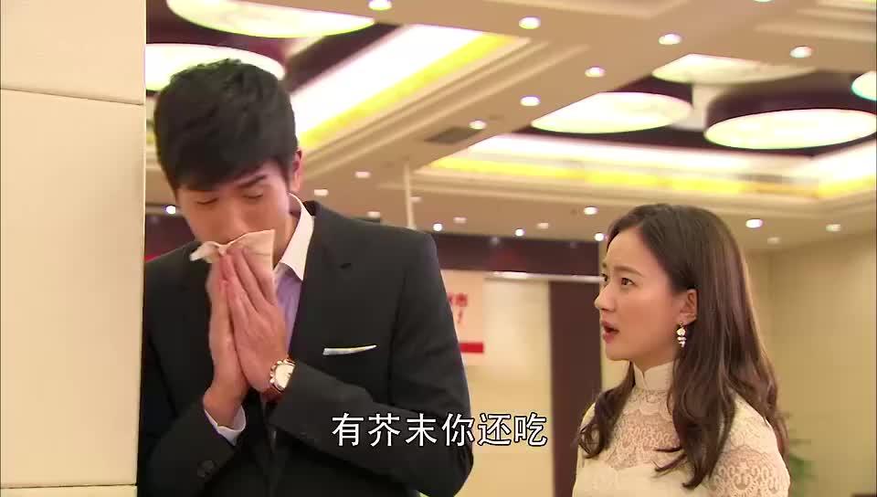 遇见王沥川萧观意外得知小秋有男友还很有钱失落