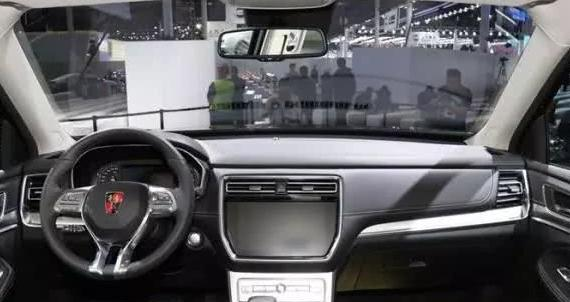 对抗哈弗H9,中大型SUV——全新荣威RX8将于8月初上市