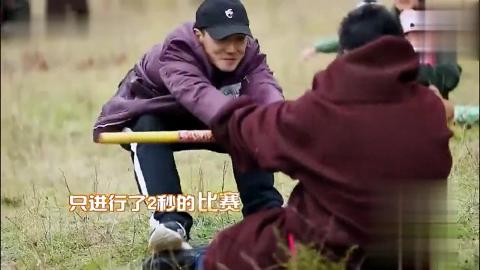刘畊宏2秒输掉比赛遭Jasper和杜江嘲笑嗯哼哭闹护岳父