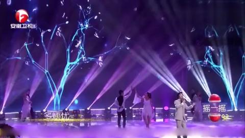 费玉清深情演唱歌曲《新鸳鸯蝴蝶梦》,小哥的嗓音真美