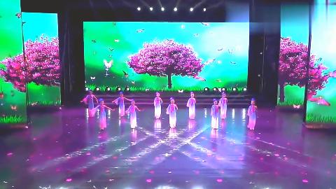 儿童舞蹈《春去春又来》六一儿童节舞蹈,幼儿舞蹈!