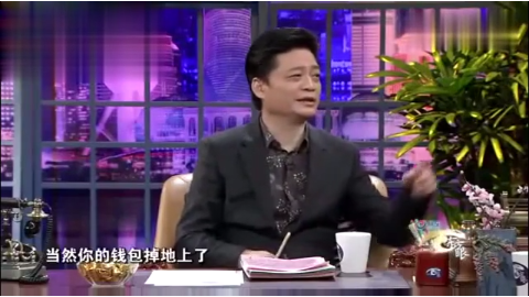 网友:捡到东西不上交违法吗?崔永元的回答太经典了!