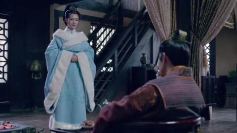 夏江被关入天牢,誉王被贬为双珠亲王,誉王开始自暴自弃