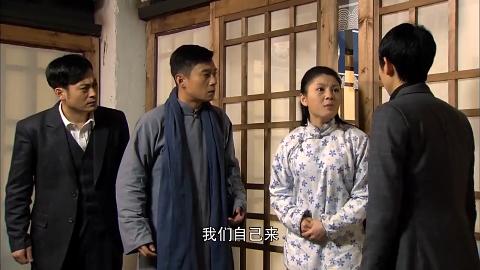 引娣即将临盆但是接生婆迟迟没到美惠子就帮忙接生了