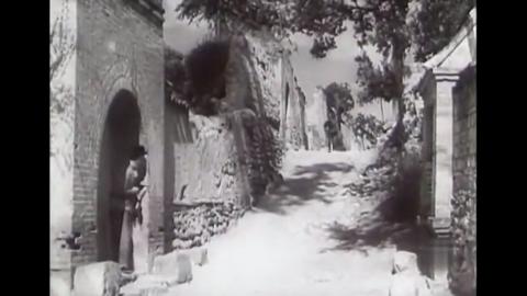 50年代怀旧经典抗战老电影《扑不灭的火焰》 长春电影制片厂摄制