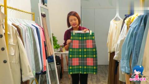 三四十岁的女人,可以试试这款遮肉半裙,时尚显嫩很优雅