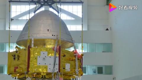 专家我们的太空新征程中国探测器2020年向火星出发