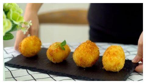 土豆的创意做法 蒸一蒸 炸一炸营养美味