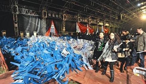 明星演唱会出现的伤亡事故,林子祥昏迷,齐秦鼓手去世!