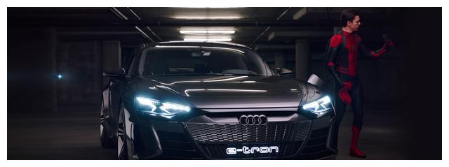 德国奥迪汽车的PPT,只看个封面就炸了,网友:太有质感了
