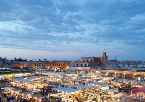 马拉喀什旅游的六大景点,你都打卡过几个地方