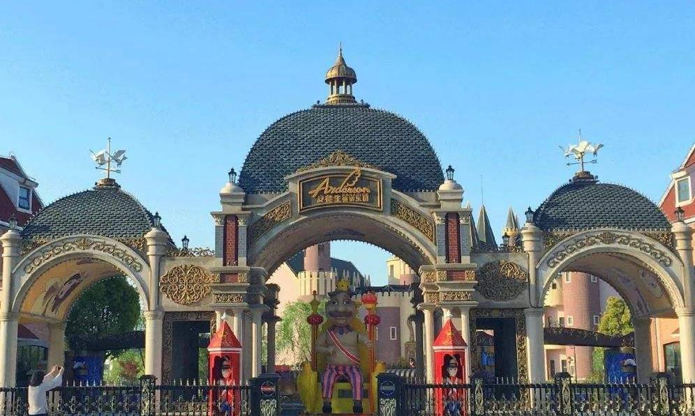 青岛投资30亿建安徒生童话乐园,对标上海迪士尼,网友:好大口气