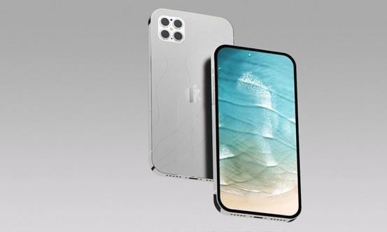 iPhone12Pro曝新料:无刘海4摄+反向无线充电