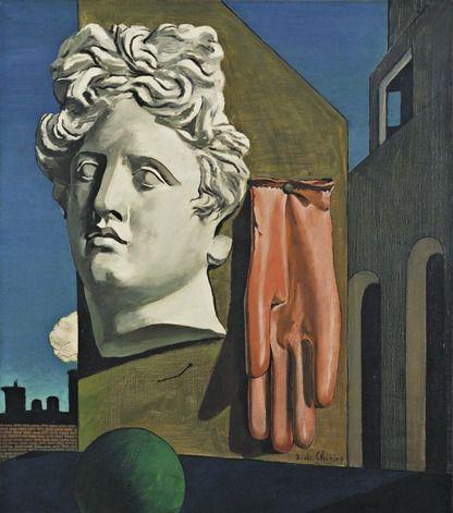 形而上学画派创始人之一——乔治·德·基里科