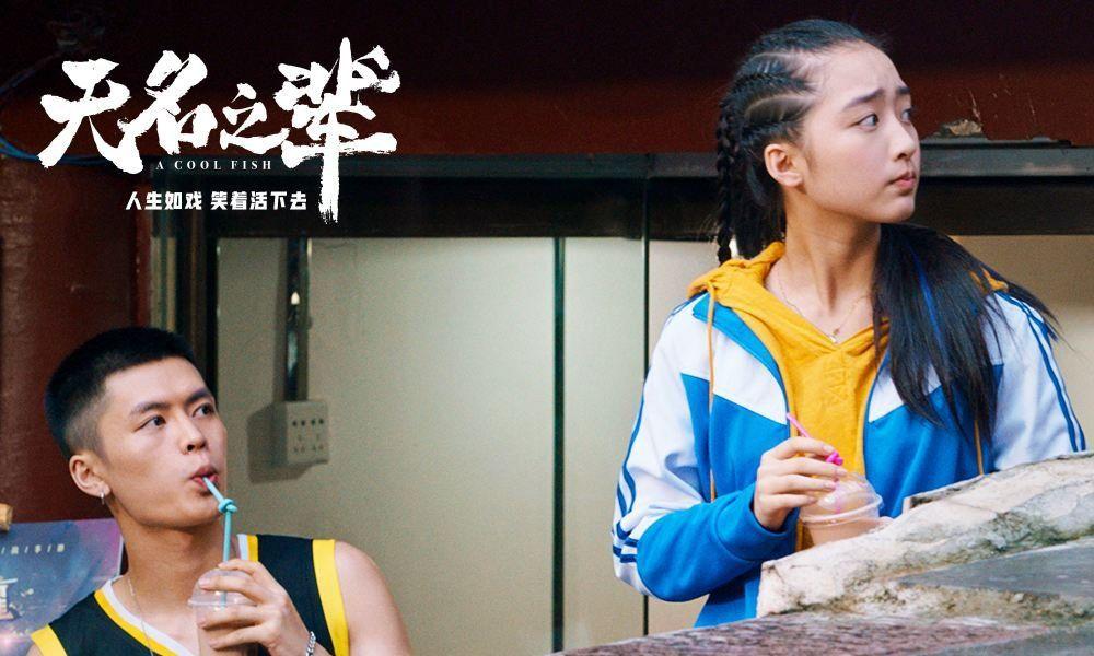 """陈建斌的""""女儿""""邓恩熙,一张初恋脸,年仅十三岁就气质不凡"""