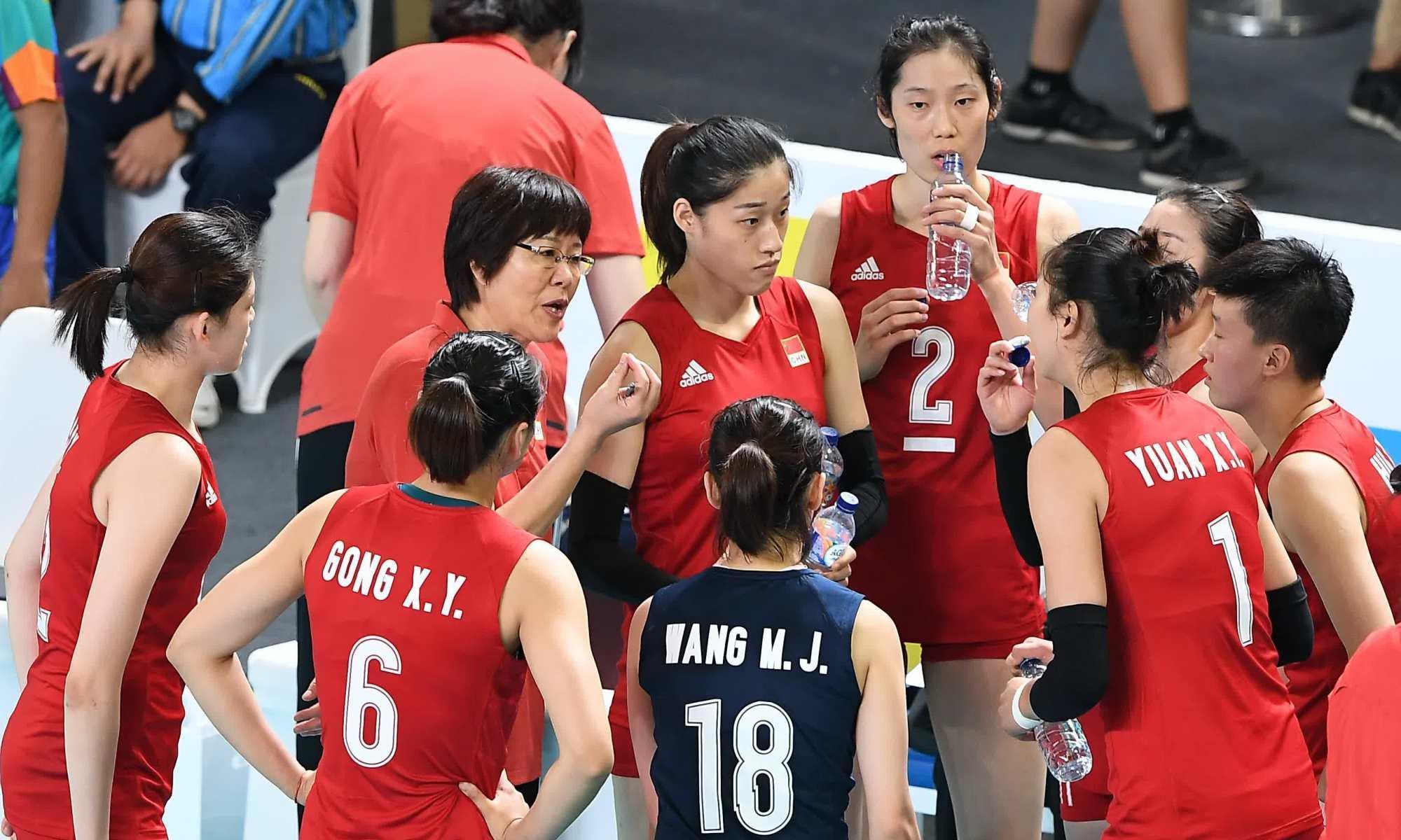 中国女排16人出战世界杯,然而她却不在列,再一次与世界冠军无缘