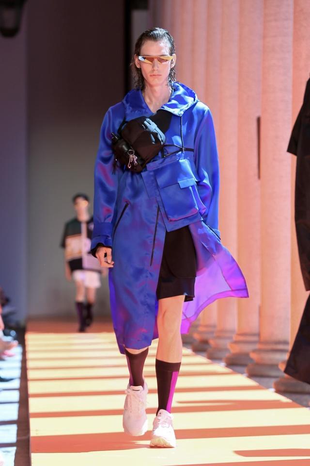 时尚现场:比利时男装米兰新品大秀