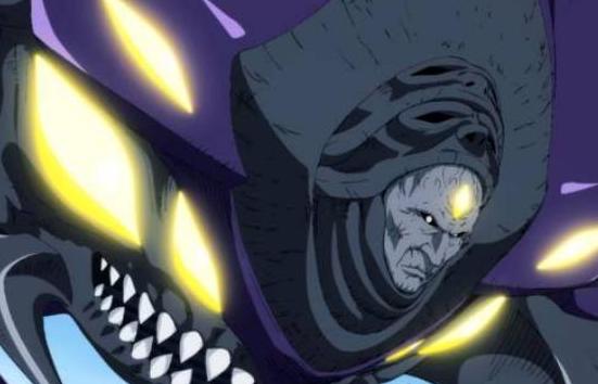 一拳超人第二级12集:蜈蚣长老出现,杰诺斯负伤。