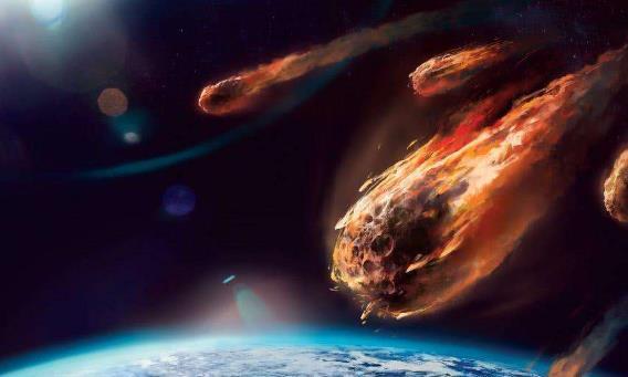 美国发布一则震撼消息,小行星将撞入地球,人类会面临毁灭性灾难