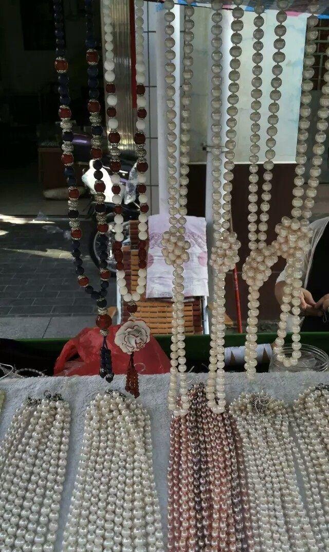 北海珍珠,看得见的现场蚌中取珠想要假的都难