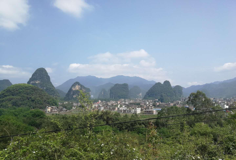桂东地区有个长寿县,特点山多地少,网友:一看这空气清新就懂了