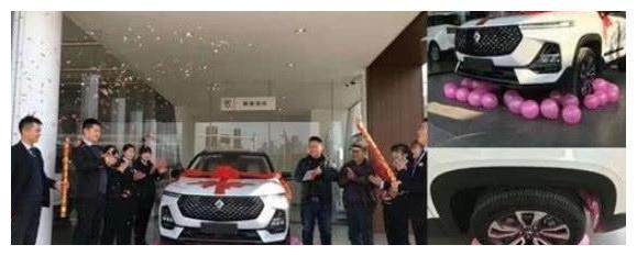 全国首提宝骏RS-5,车主:颜值帅到没朋友,15万花值了!