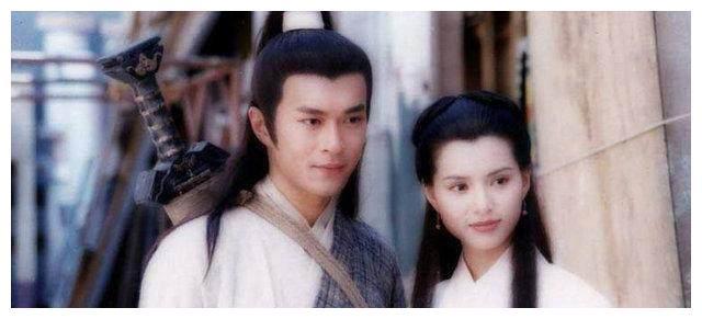 TVB经典回顾之一古天乐版《神雕侠侣》,永远不可替代的经典!