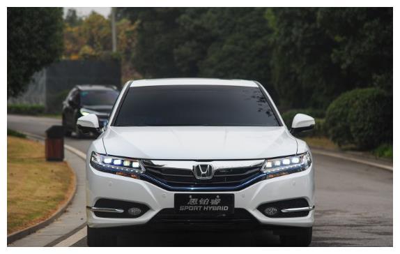 本田又要火,新车比名图霸气,最大功率153,不足18万还看啥迈腾
