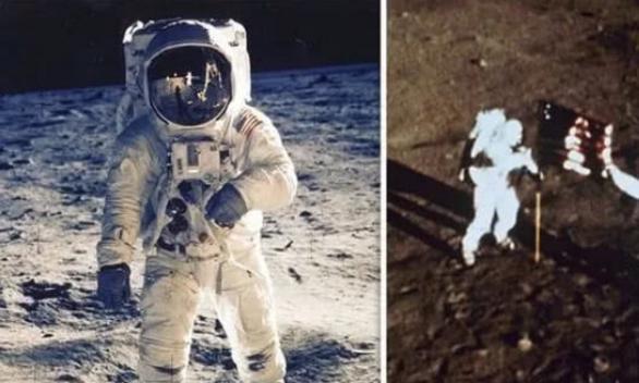 登月重磅炸弹!阿姆斯特朗在阿波罗11号任务上被迫撒谎?