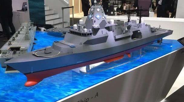 总价3198亿人民币的巨额订单,这艘护卫舰还在建造,就备受追捧