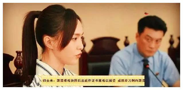 《归去来》大结局成然刺杀萧清阻出庭,萧清受重伤孩子显流产