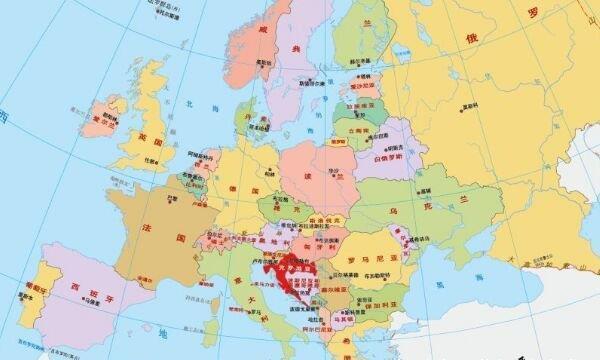 世界上仅有的三个国中国,两个是欧洲富国,一个是非洲穷国
