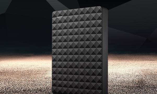 硬件:希捷推出睿翼5TB移动硬盘,2.5英寸/USB3.0传输